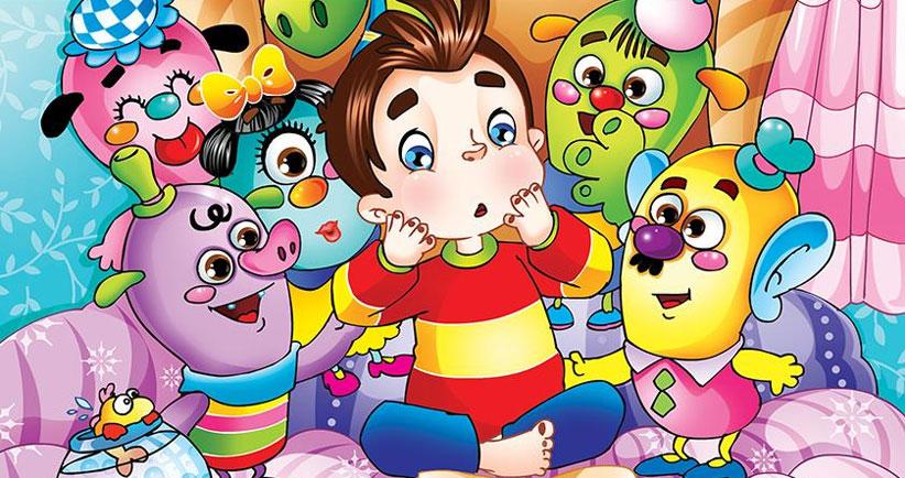 تأثیر فوقالعادهی تصویرهای جذاب در کتابهای داستان و آموزشی کودکان