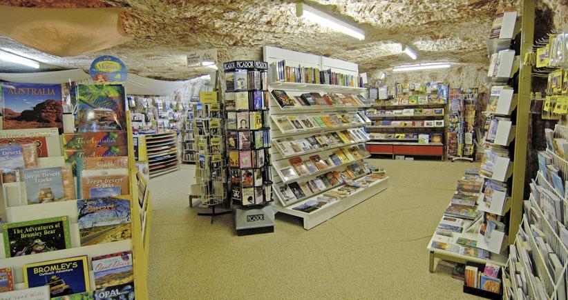 کتابفروشی زیرزمینی در استرالیا؛ سوژهی کنجکاویبرانگیز جهانگردان