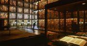 کتابخانهی ییل و نگهداری از آثار نایاب
