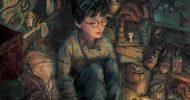 چاپ کتابهای هری پاتر با تصویرگری جیم کی