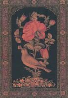 مثنوی معنوی (همراه با معانی لغات،آیات و احادیث و عبارات عربی و اعلام و کشف الابیات)،(باقاب)