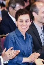 قسمتی از زندگی مریم میرزاخانی تنها بانوی برنده ی مدال فیلدز در دنیا