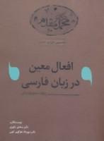 افعال معین در زبان فارسی (رویکرد دستوری شدگی)