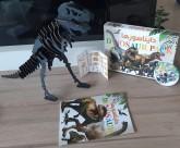 بسته بخوانید ببینید بسازید دایناسورها (باجعبه)