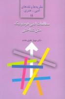 مطالعات ادبی هرمنوتیک متن شناختی (نظریه ها و نقدهای ادبی-هنری11)