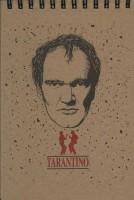 دفتر یادداشت خط دار (سینمایی:تارانتینو)،(کد 8387)،(سیمی)