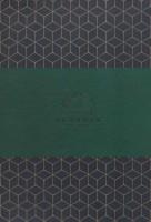 دفتر یادداشت برنامه ریزی ماهانه (پلنر سبز،کد 6576)