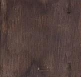دفتر یادداشت بی خط چوبی (گردویی تیره)،(کشدار)