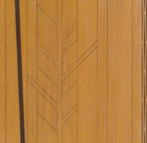 دفتر یادداشت بی خط چوبی (تیک)،(کشدار)