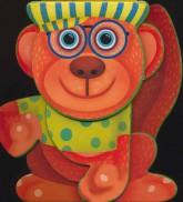 میمون اومد آب بخوره (گلاسه)