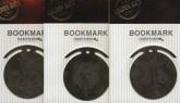 مجموعه نشانه کتاب ماه تولد 2 (بوک مارک،3طرح)،(3عددی،فلزی)