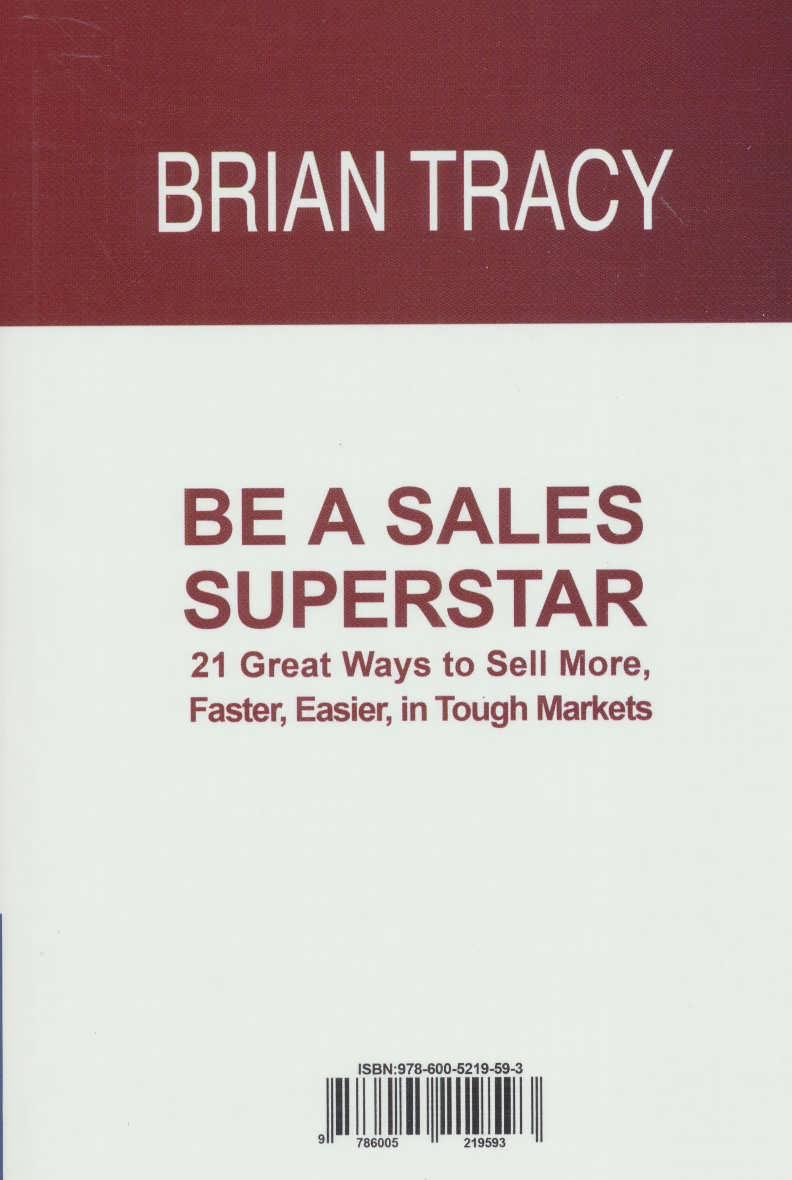 فوق ستاره فروش شوید (21 روش عالی برای فروش بیشتر،سریع تر و آسان تر در بازارهای رقابتی)