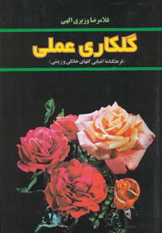 گلکاری عملی (فرهنگنامه الفبایی گلهای خانگی و زینتی)