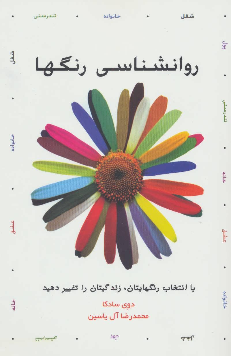 روانشناسی رنگها (با انتخاب رنگهایتان،زندگیتان را تغییر دهید)