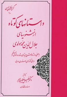 داستانهای کوتاه از مثنویهای جلال الدین محمد مولوی (گزینه سخن پارسی10)