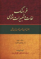 فرهنگ لغات و تعبیرات مثنوی (9جلدی)