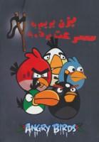 رنگ آمیزی پرندگان خشمگین 2 (بزن بریم به سرعت برق و باد)