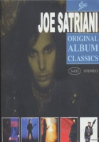مجموعه جو ستریانی (Joe Satriani)