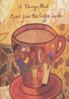 موسیقی سرزمین قهوه (Music From The Coffee Lands)،(سی دی صوتی)،(باقاب)
