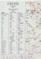 نقشه آنکارا
