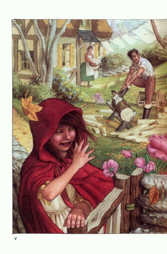 قصه های دوست داشتنی دنیا16 (شنل قرمزی)،(گلاسه)