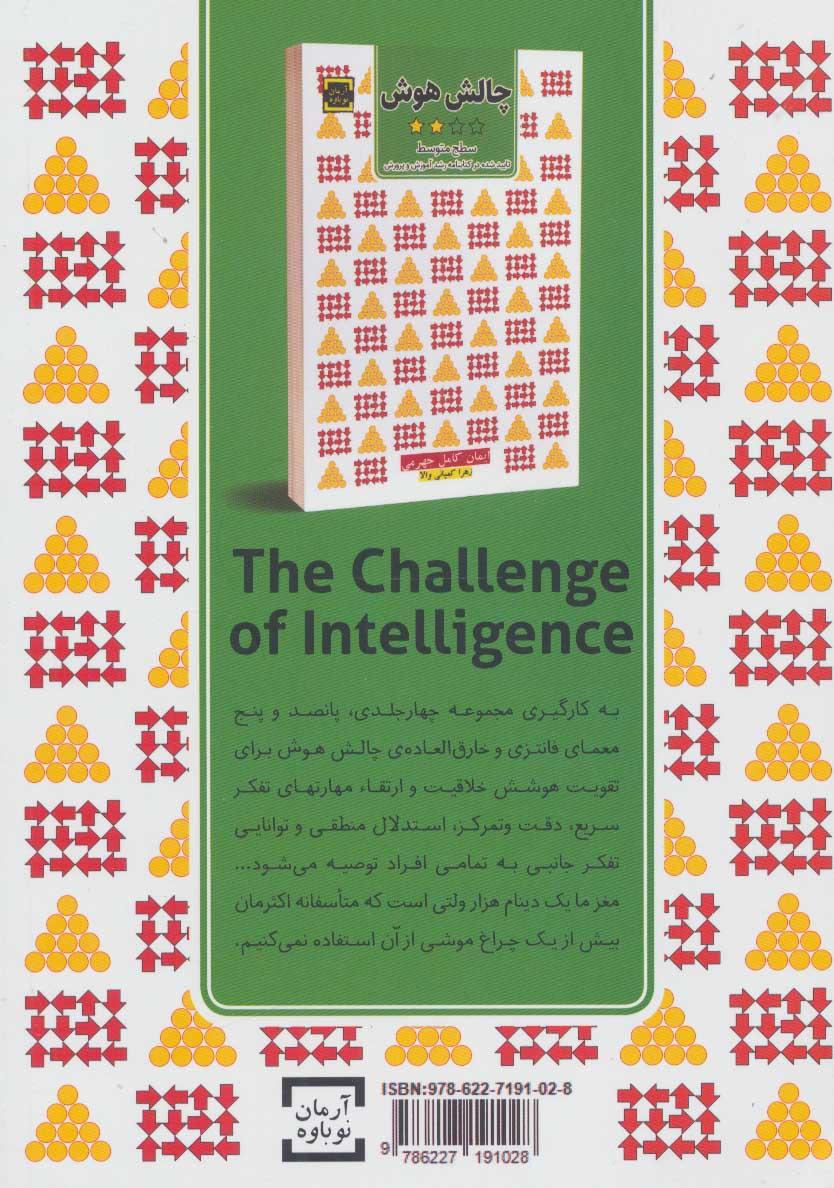چالش هوش 2 (سطح متوسط)