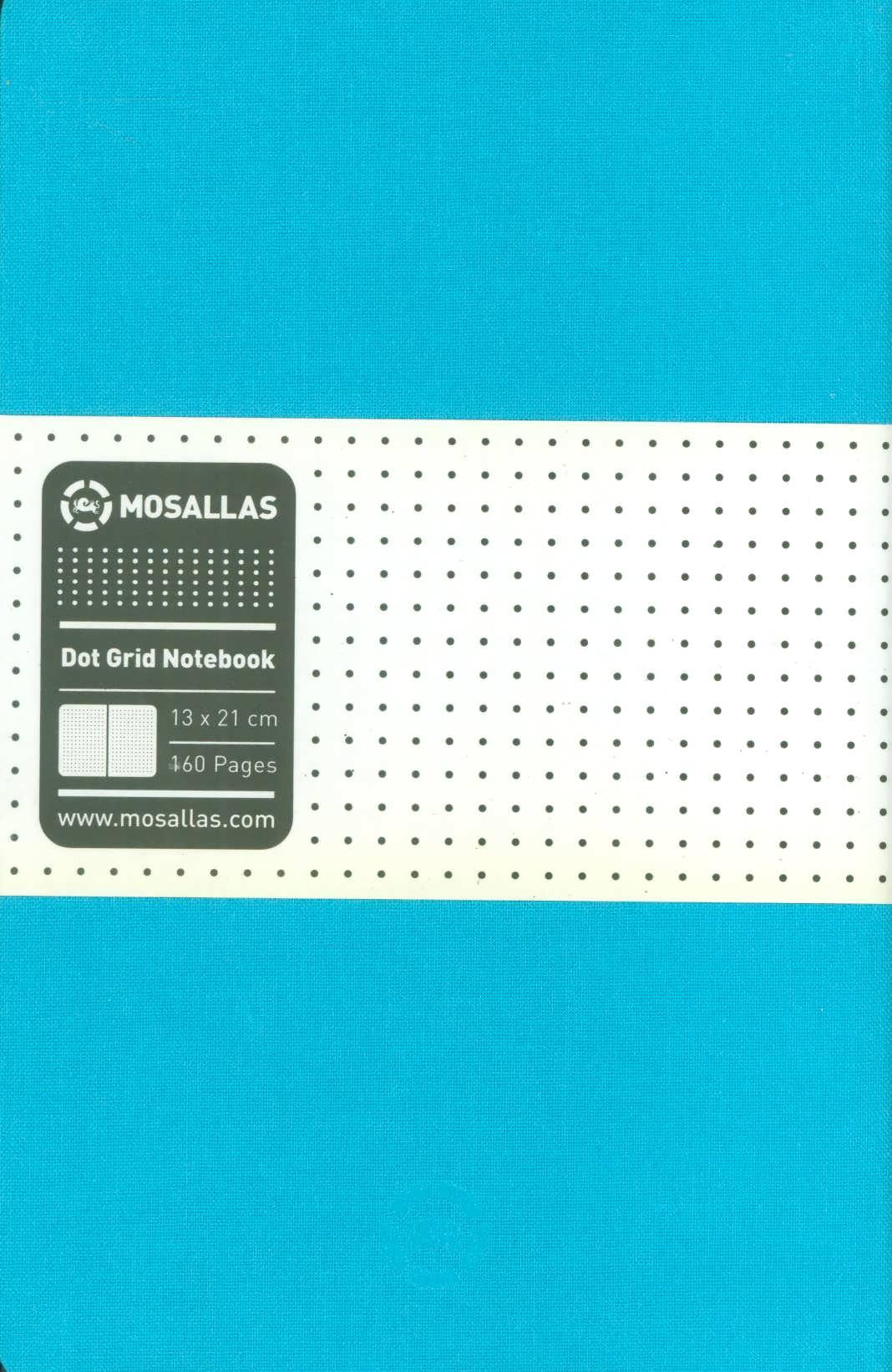 دفتر یادداشت پارچه ای نقطه ای 21*13 (11رنگ)،(کشدار،پاکت دار)