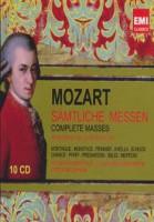 مجموعه موتسارت (Mozart)،(سی دی صوتی)،(باقاب)