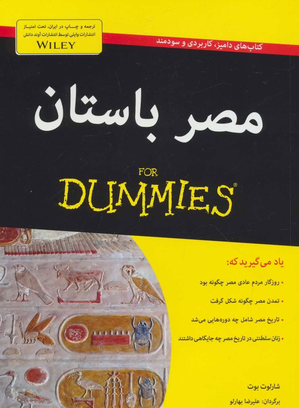 کتاب های دامیز (مصر باستان)