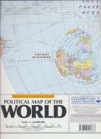 نقشه جهان انگلیسی کد 577 (گلاسه)