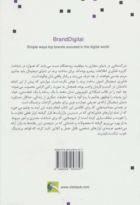 برندینگ دیجیتال:توسعه ی برند در فضای مجازی (راه کارهای تبلیغات و بازاریابی76)
