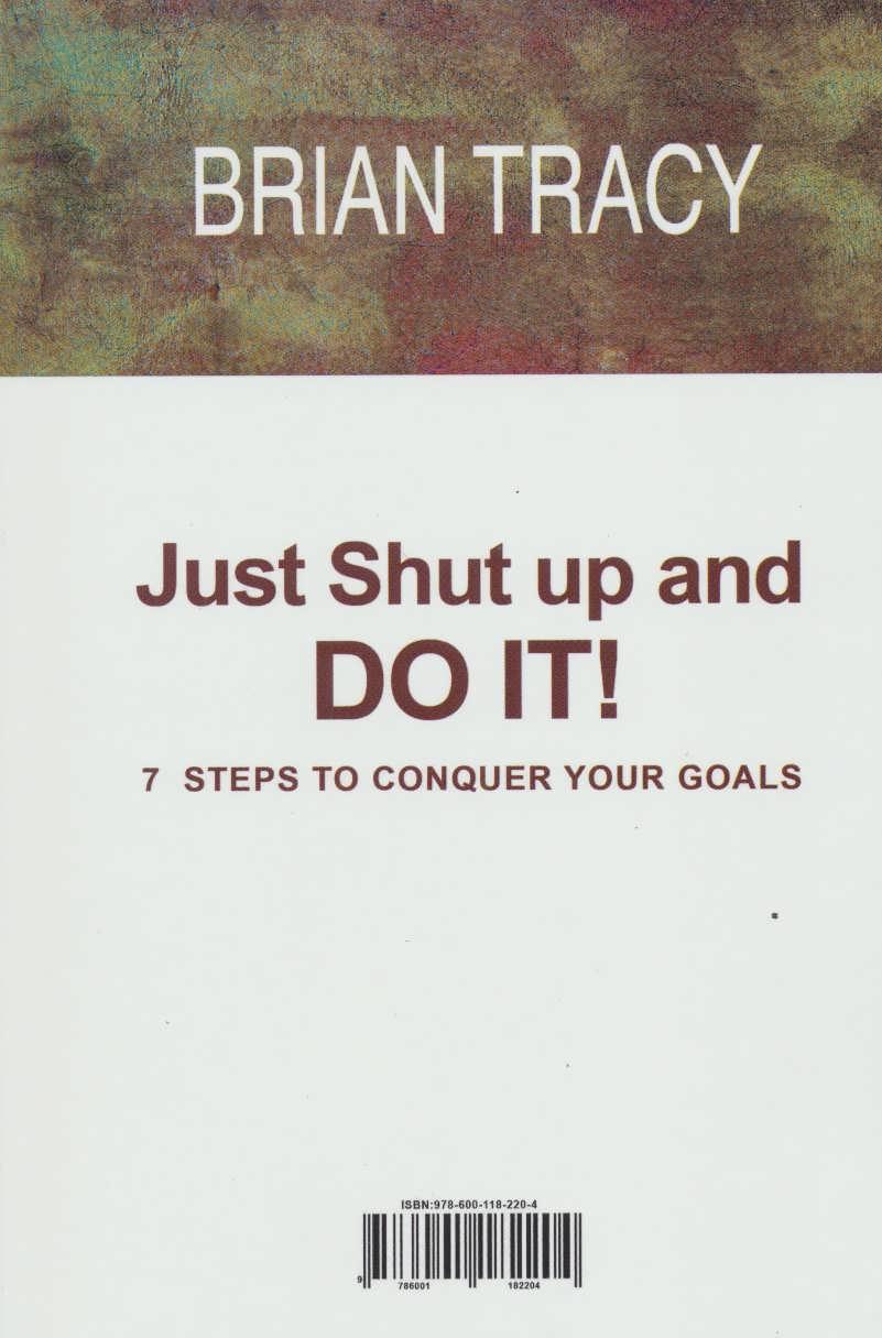 حرف نزن،کاری بکن! (هفت اقدام برای دستیابی به هدف)