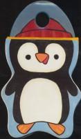 کتاب های فومی (سر می خوره پنگوئن)،(گلاسه)