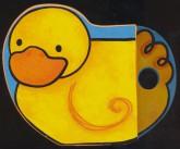 کتاب های فومی (شالاپ شولوپ یه اردک)،(گلاسه)