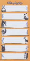 دفتر یادداشت چه کنم های هفته (طرح نارنجی،کد 729)
