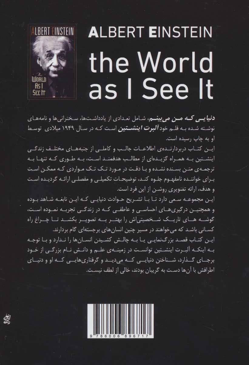 دنیایی که من می بینم