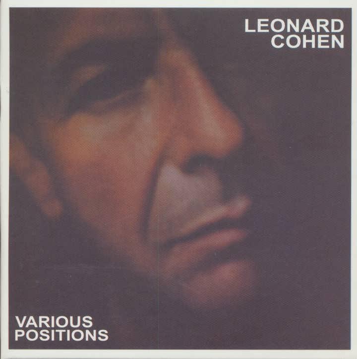 موقعیت های مختلف (Leonard Cohen،Various Positions)