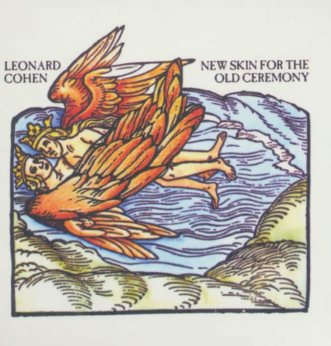 پوست جدید برای مراسم قدیم (Leonard Cohen،New Skin for The Old Ceremony)،(سی دی صوتی)