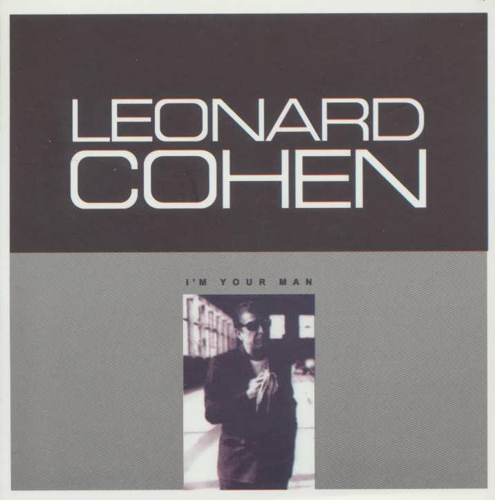 من مرد تو هستم (Leonard Cohen،I'm Your Man)،(سی دی صوتی)