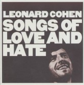 آهنگ عشق و نفرت (Leonard Cohen،Songs of Love and Hate)،(سی دی صوتی)