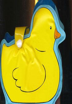 کتاب حمام اردک کوچولو