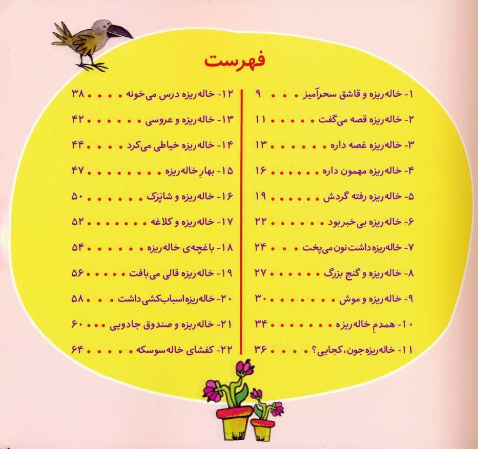 شعرهای شیرین برای بچه ها (88شعر)،(16*16)،(گلاسه)
