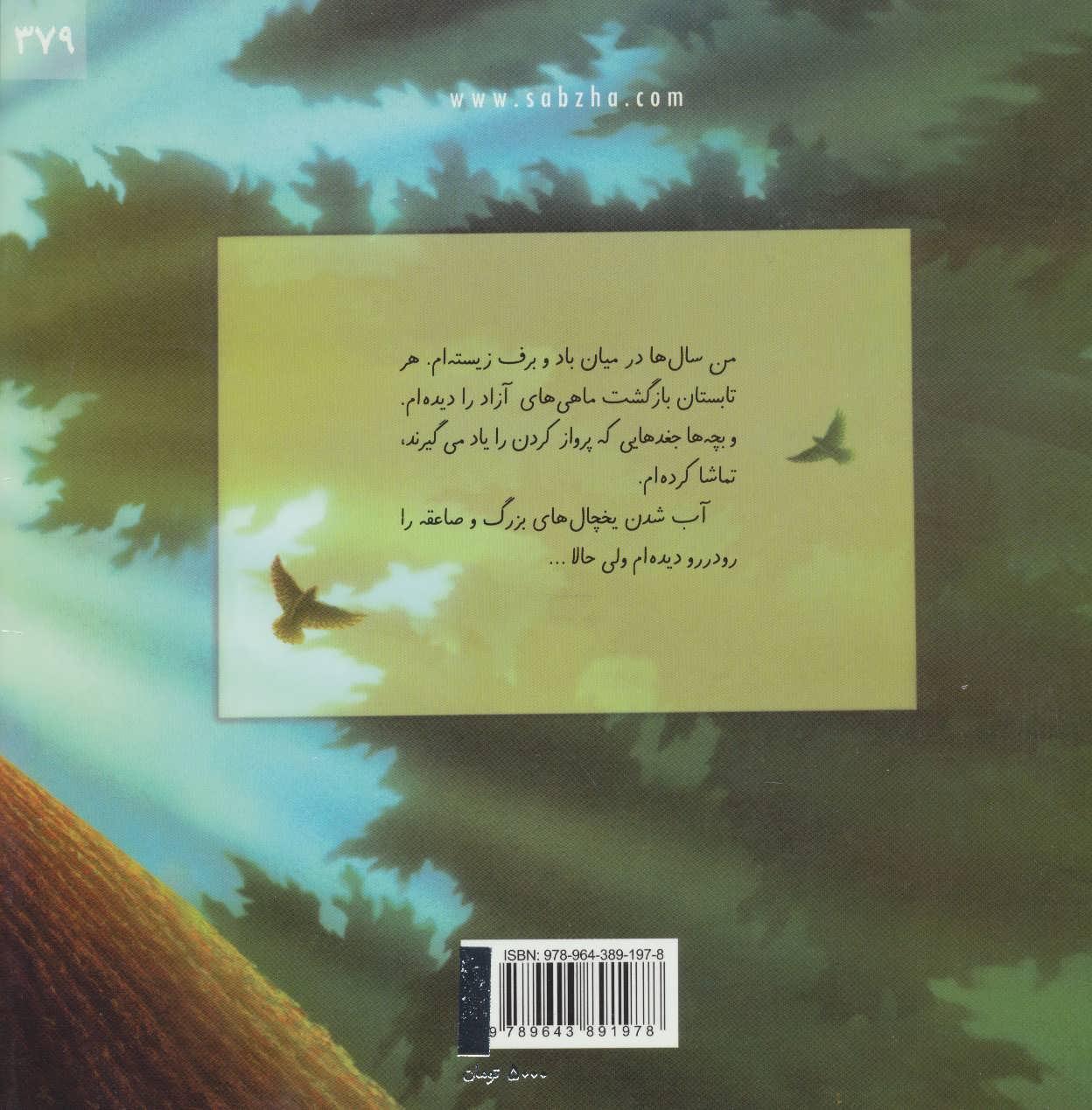 درخت سرافراز (کتابهای سبز)،(گلاسه)