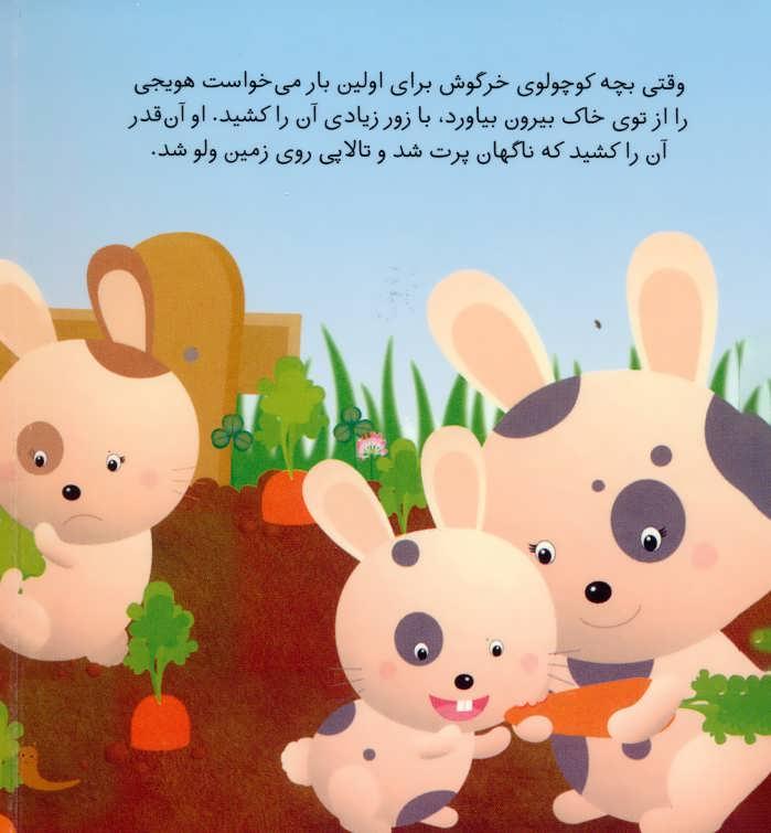 نی نی های حیوانات 7 (بچه خرگوش)،(گلاسه)