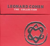 مجموعه لئونارد کوهن (THE COLLECTION LEONARD COHEN)،(سی دی صوتی)،(باجعبه)