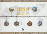 ایران روی خط تاریخ (انگلیسی)