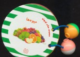 مجموعه سلام کوچولو (میوه ها)،(گلاسه)