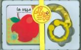 کتاب پاندولی آموزش میوه ها (2زبانه،گلاسه،باجعبه)