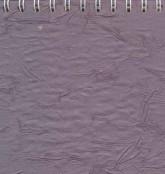 دفتر یادداشت بی خط پارچه ای (کد 114)،(سیمی)