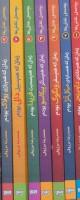 مجموعه بچه محل نقاش ها (7جلدی،باقاب)